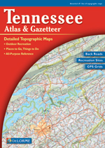 Tennessee Atlas and Gazetteer