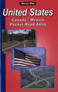 USA, Canada, Mexico Pocket Road Atlas