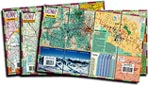 U.S. City Folded Maps