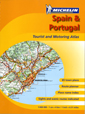Spain and Portugal Road Atlas - Michelin