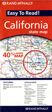 Rand McNally California Travel Map