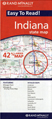 Rand McNally Indiana Travel Map