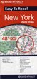 Rand McNally New York Travel Map