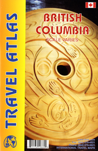British Columbia Travel Atlas