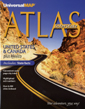 North America Interstate Road Atlas